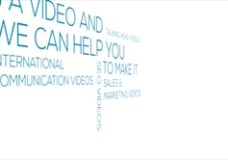 VIDEO PRODUCTION SERVICES!