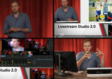 Livestream Studio2 – First Live! Product Demo